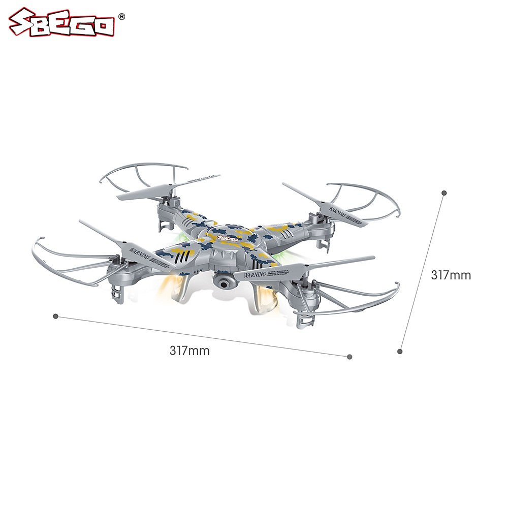 4 Channels 6-aixe Gyro Small Drone With Drone Parts