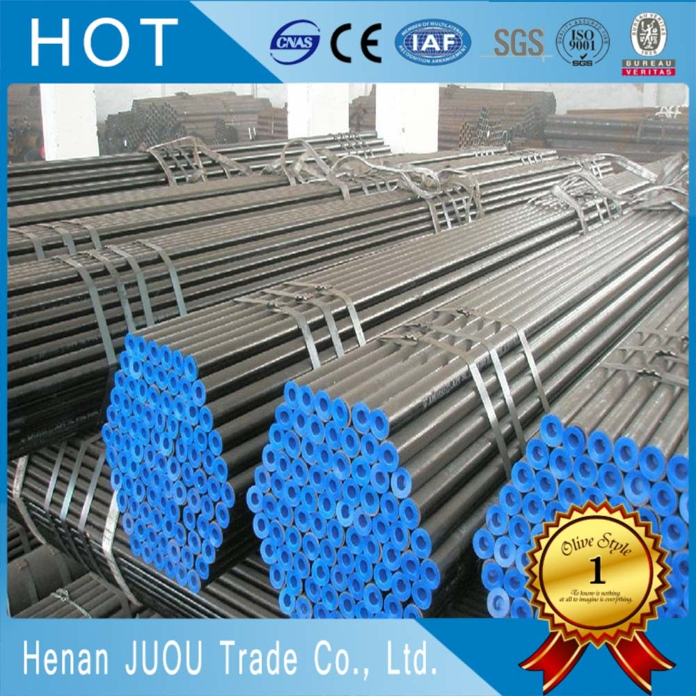 High Quality Galvanized Coating 15 Inch Seamless Steel