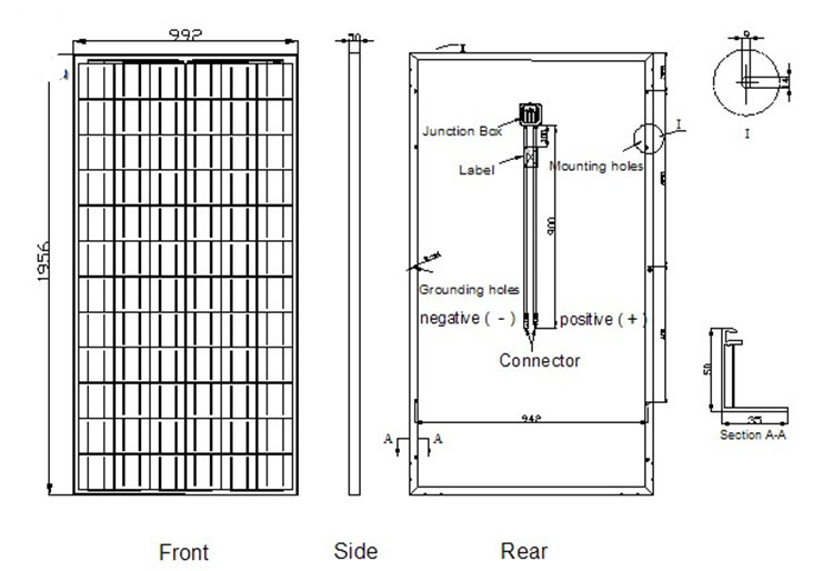 Good Quality Poly 310w Poly Solar Panels Price Pv Panels