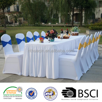wedding chair covers for wheel seat cushion good quality banquet easy stretch spandex cover