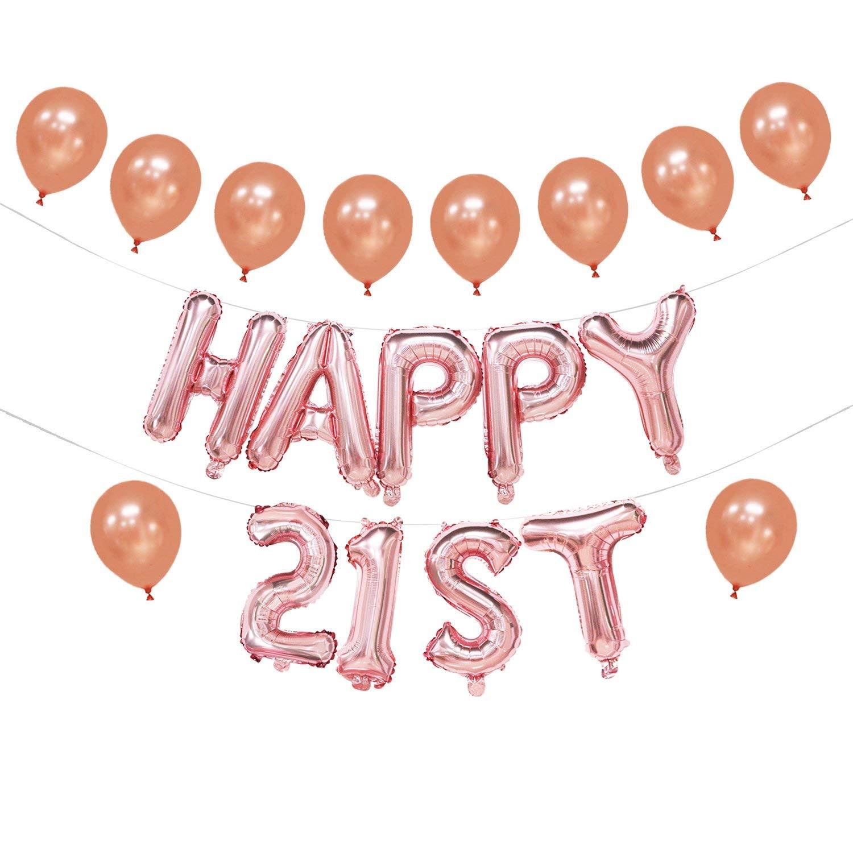 89 21st birthday party