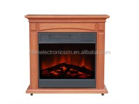 hot sale wood burning electric fireplace thermostat, View