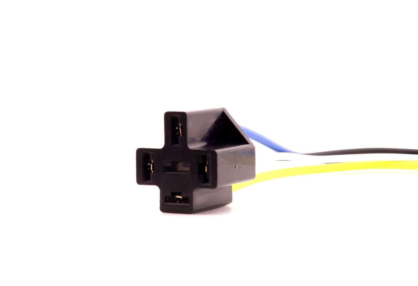 hight resolution of sc792 1 5pin 4wire 5 pin mini iso automotive relay socket pin