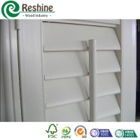 Material Decorative Interior Painted Shutters - Buy ...