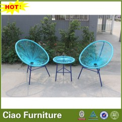 Egg Wicker Chairs Outdoor Computer Chair Arm Covers Aluminum Frame Resin Furniture Buy