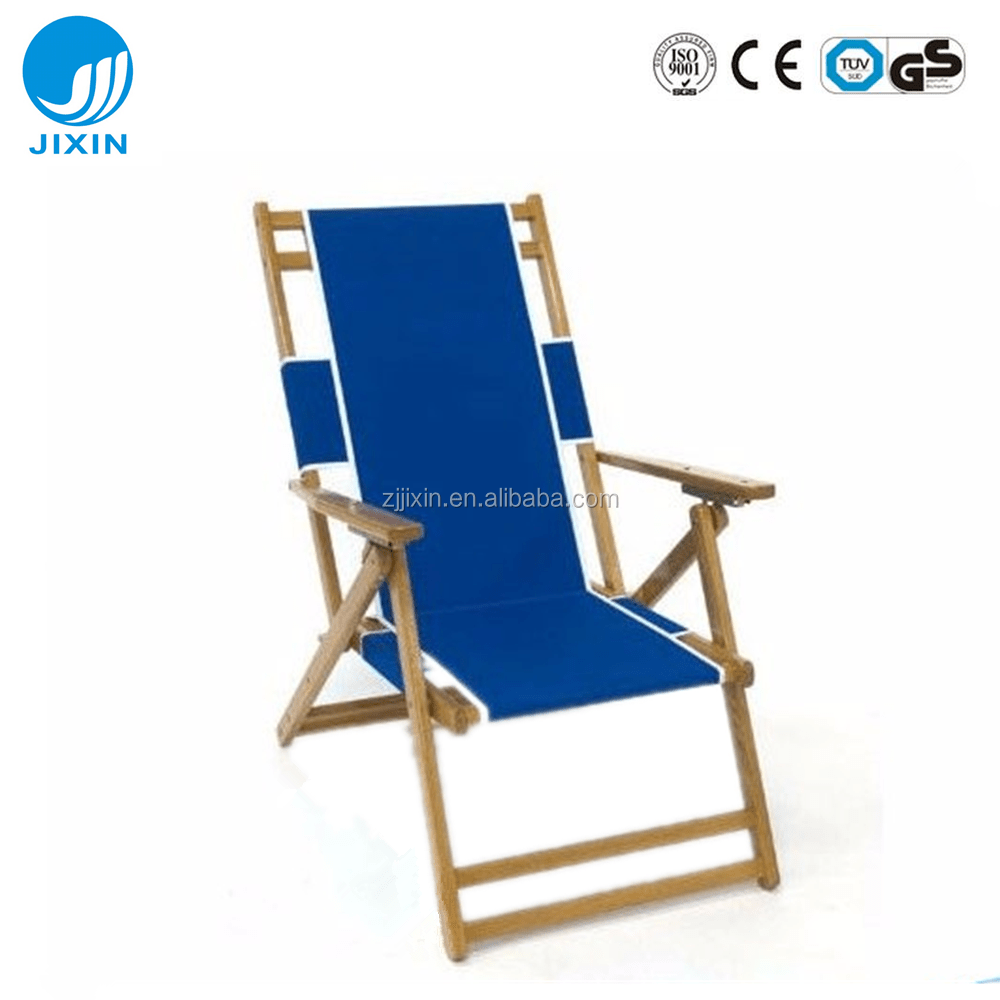 Beach Folding Chairs Beach Folding Deck Chair Adjustable Wooden Reclining Foldable Chair Reclining Beach Wooden Buy Wooden Beach Chair Beach Chair Chair Product On