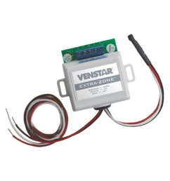 venstar acc0450 extra zone for all 24vac thermostats [ 1000 x 1000 Pixel ]