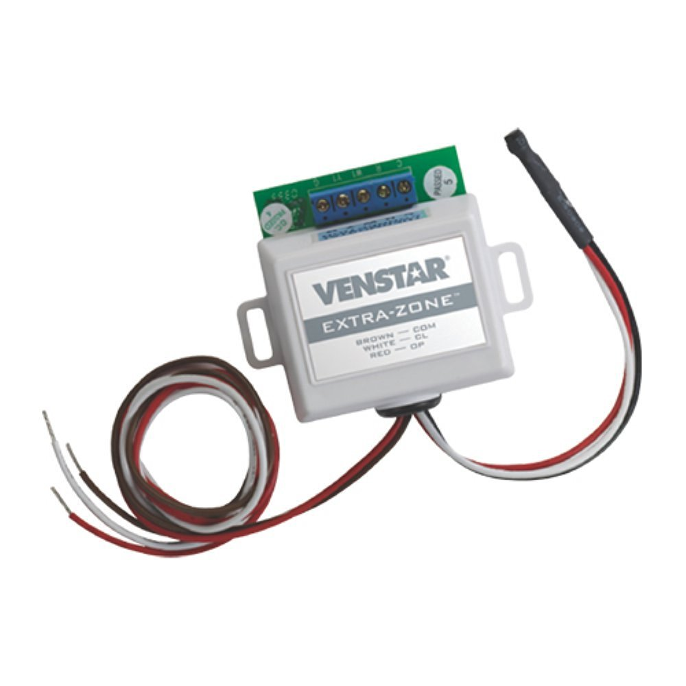 hight resolution of venstar acc0450 extra zone for all 24vac thermostats