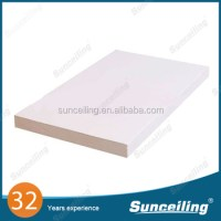 High Quality Fabric Covered Fireproof Ceiling Tiles Price ...