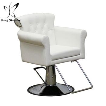 makeup chairs colorful desk styling chair white salon barbershop