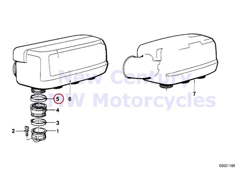 Buy BMW Genuine Motorcycle Air Collector/Inlet Manifold