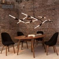 Modern Glass Pendant Light Decorative Hanging Pendant ...