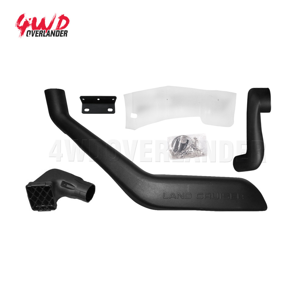 hight resolution of toyota 4wd snorkel for land cruiser 100 series lexus lx 470 1998 to 2007