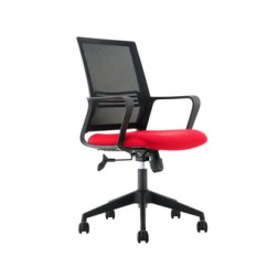 Office Chair Cheap Ball Benefits Ch 191b Middle Back Pp Frame Desk Mesh Buy