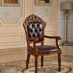 Chair Design Antique Little Kids Handle Italian Royal Wood High Reproduction Dining Chairs