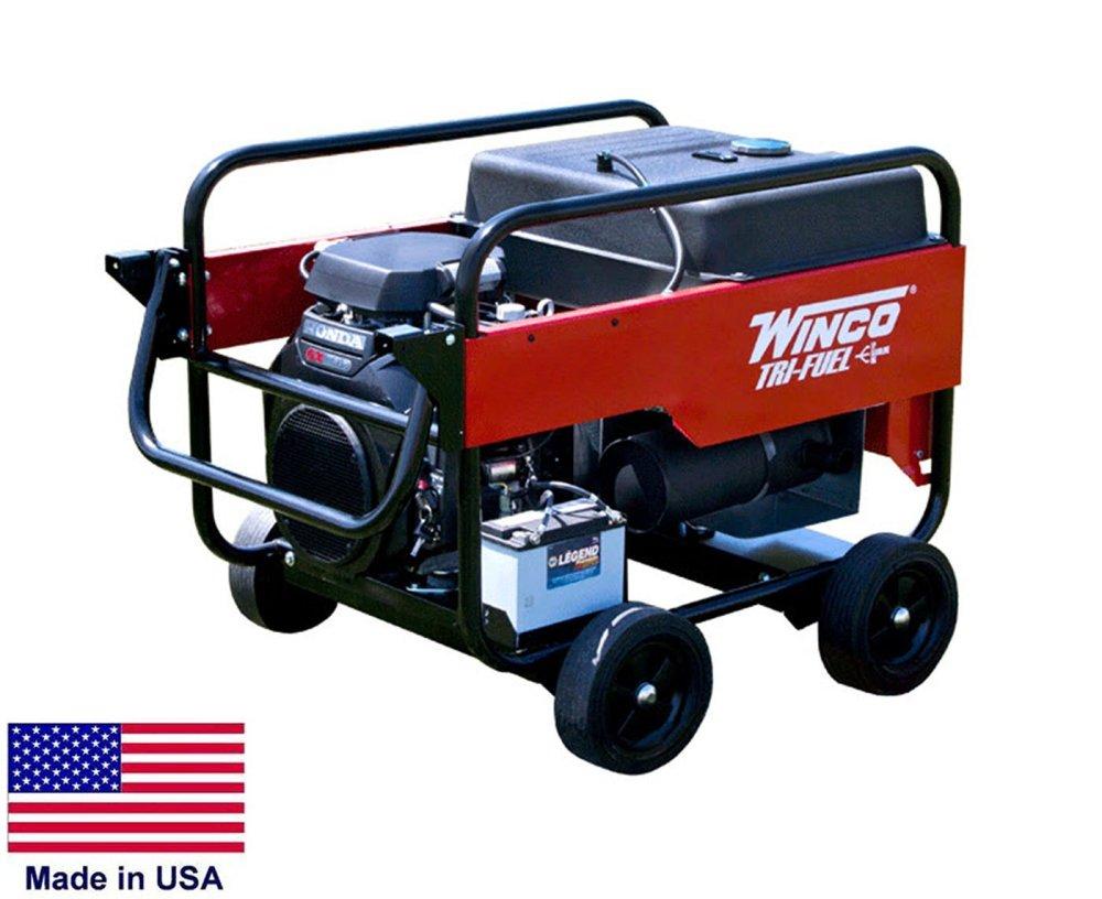 medium resolution of get quotations portable generator tri fuel 12 000 watt 120 240v 21 hp honda