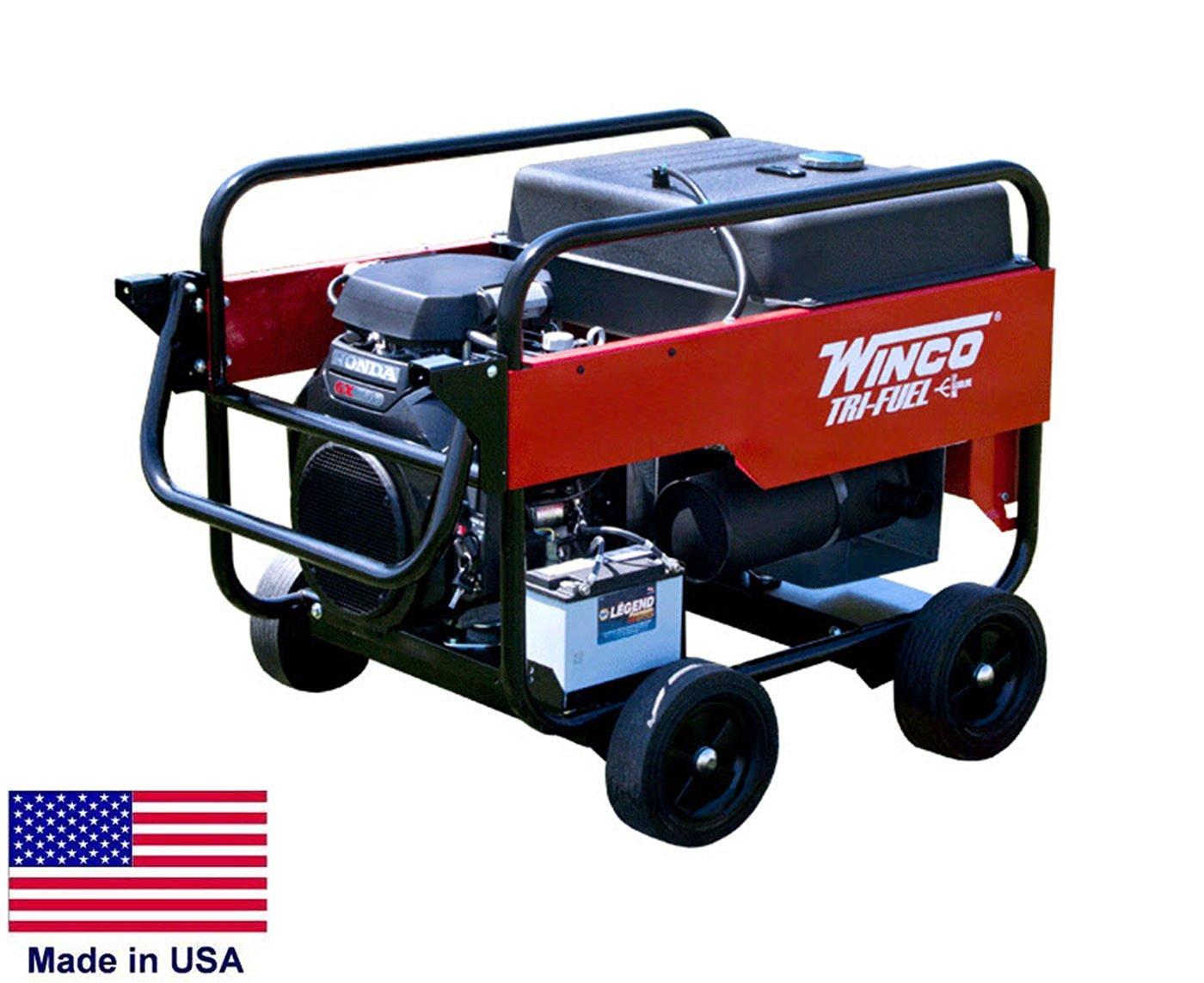 hight resolution of get quotations portable generator tri fuel 12 000 watt 120 240v 21 hp honda