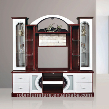 cheap wall units for living room color ideas small modern designs in 815ab competitive price white glass tv stands furniture