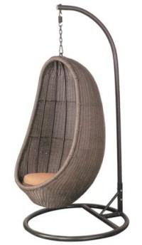 Latest Synthetic Rattan Garden Hanging Hammock Chair ...