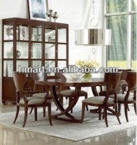 High Quality Black Lacquer Dining Room Furniture Sets ...