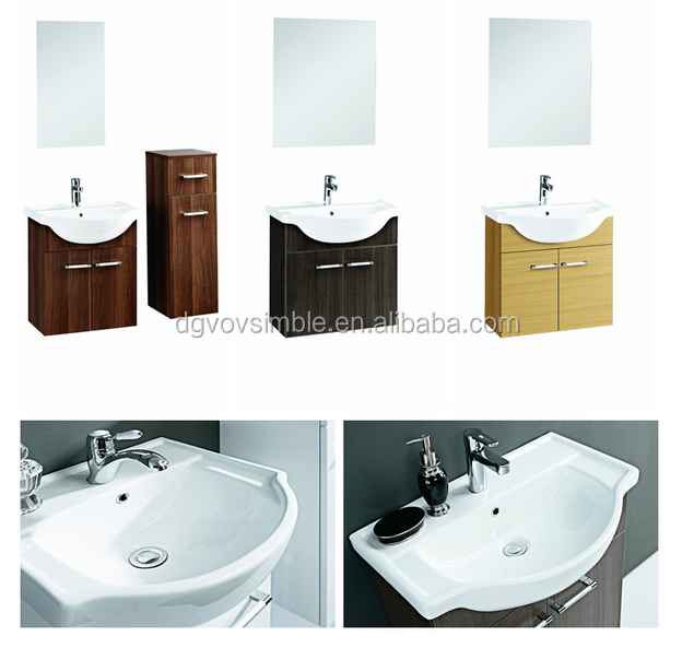 Simble Simple Bath Vanities Cheap Bathroom Cabinets