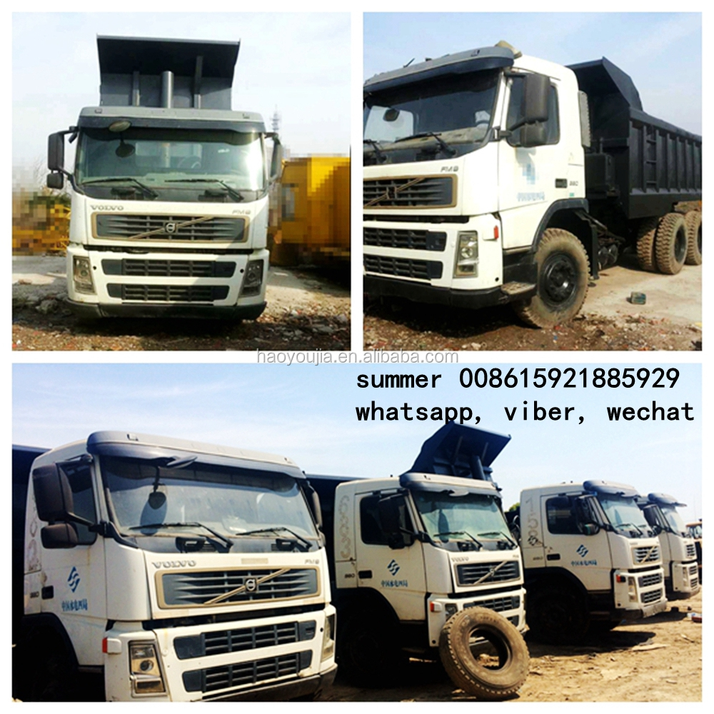 hight resolution of volvo diesel fm dump truck hot sale products