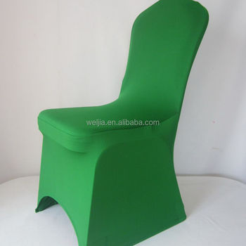 green banquet chair covers beach umbrella and png welcc1 weljia spandex cover for chairs buy lycra cheap stretch product on alibaba com