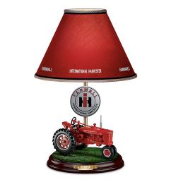 get quotations farmall heritage table lamp with fully sculpted model h farmall tractor base by the [ 1500 x 1500 Pixel ]