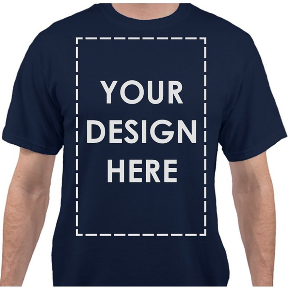Customized Promotional Printed Tshirt Brand Logo Cheap T ...