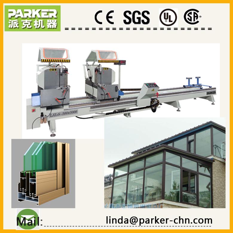 Aluminium Window Manufacturing Equipment For Sale