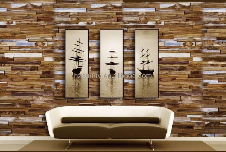 Decorative 3d Wall PanelsModern Design 3d Wood Wall Panel