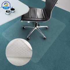Clear Chair Mat Covers Thunder Bay Office Pvc With Lip For Wood Floor Or Carpet Buy