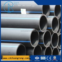 Hdpe/pe Pipe Sdr11-26 For Construction Materials - Buy ...