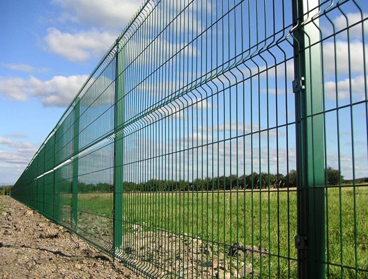 Pvc Coated Wire Fence Hog Panels