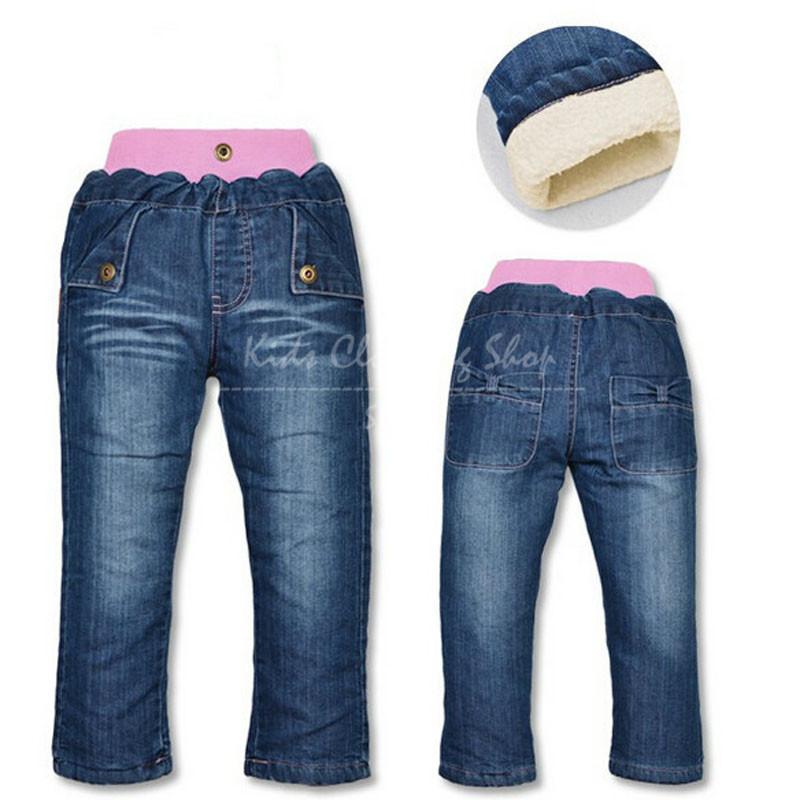 baby girls denim jeans