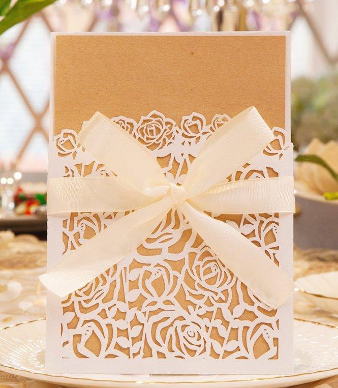 Wedding Invitation Cover Letter