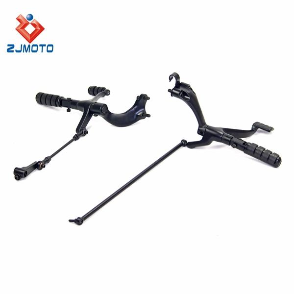 Zjmoto Motorcycle Billet Forward Controls Footpeg For