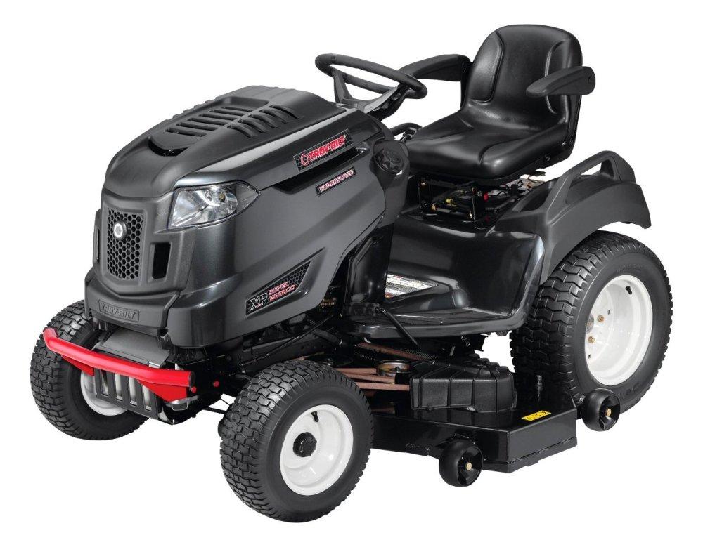 medium resolution of get quotations troy bilt super bronco xp 26hp 54 inch fab deck garden tractor