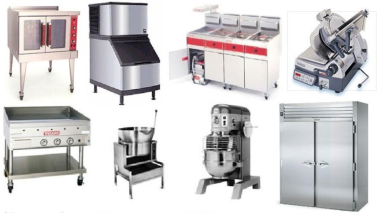 Commercial Kitchen Equipment Names - Kitchen Design