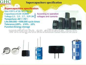 Gold Capacitor 10 Farad 2 5 Volts Buy Gold Capacitor 10 Farad 10 Farad 2 5 Volts Capacitor 2 5 Volts Product On Alibaba Com