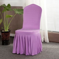 Poly Banquet Chair Covers Lazy Boy Leather China Manufacturer Pleated Skirt Lilac Cover For Wedding - Buy Chiavari ...