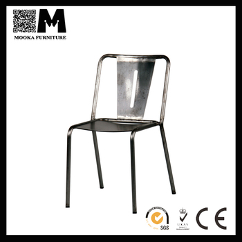 retro cafe dining chairs therapist chair for sale wholesale cheap steel industrial metal in