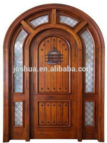 Arch Main Door Design