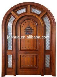 Arch Main Door Design
