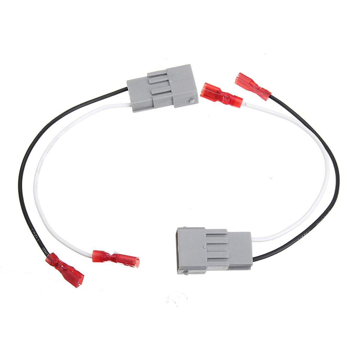 hight resolution of get quotations 2pcs speaker connector harness adapter wire cable wiring harness sp 7800 72 7800