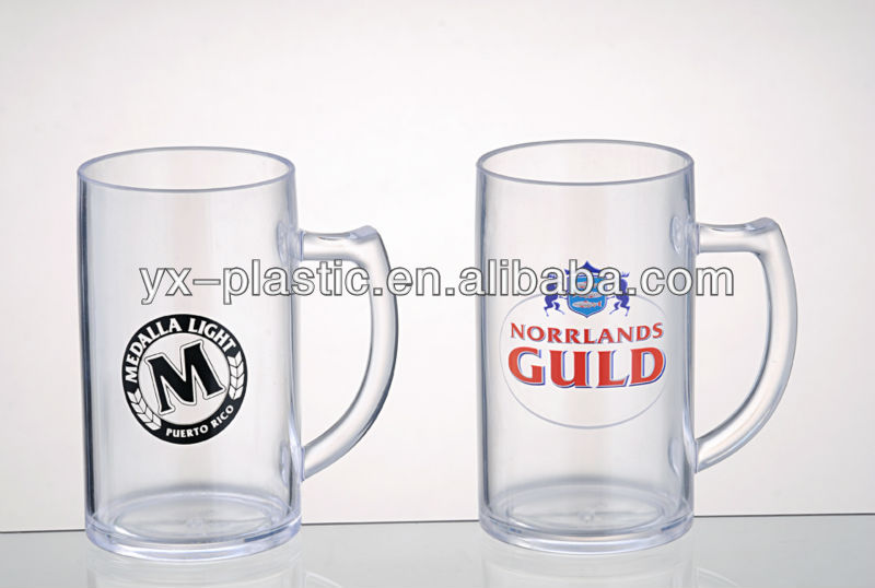 400ml 12oz acrylic personalized