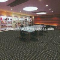 Rubber Backed Washable Office Carpet Tiles 50*50cm - Buy ...