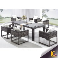 Patio Dining Sets Glass Top Minimalist