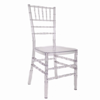 clear chiavari chairs power reclining wedding party banquet transparent resin chair view