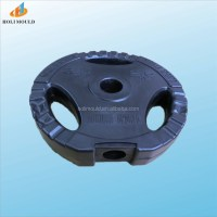 Plastic Weigh Plates Manufacture Mold 3 Holes Rubber ...